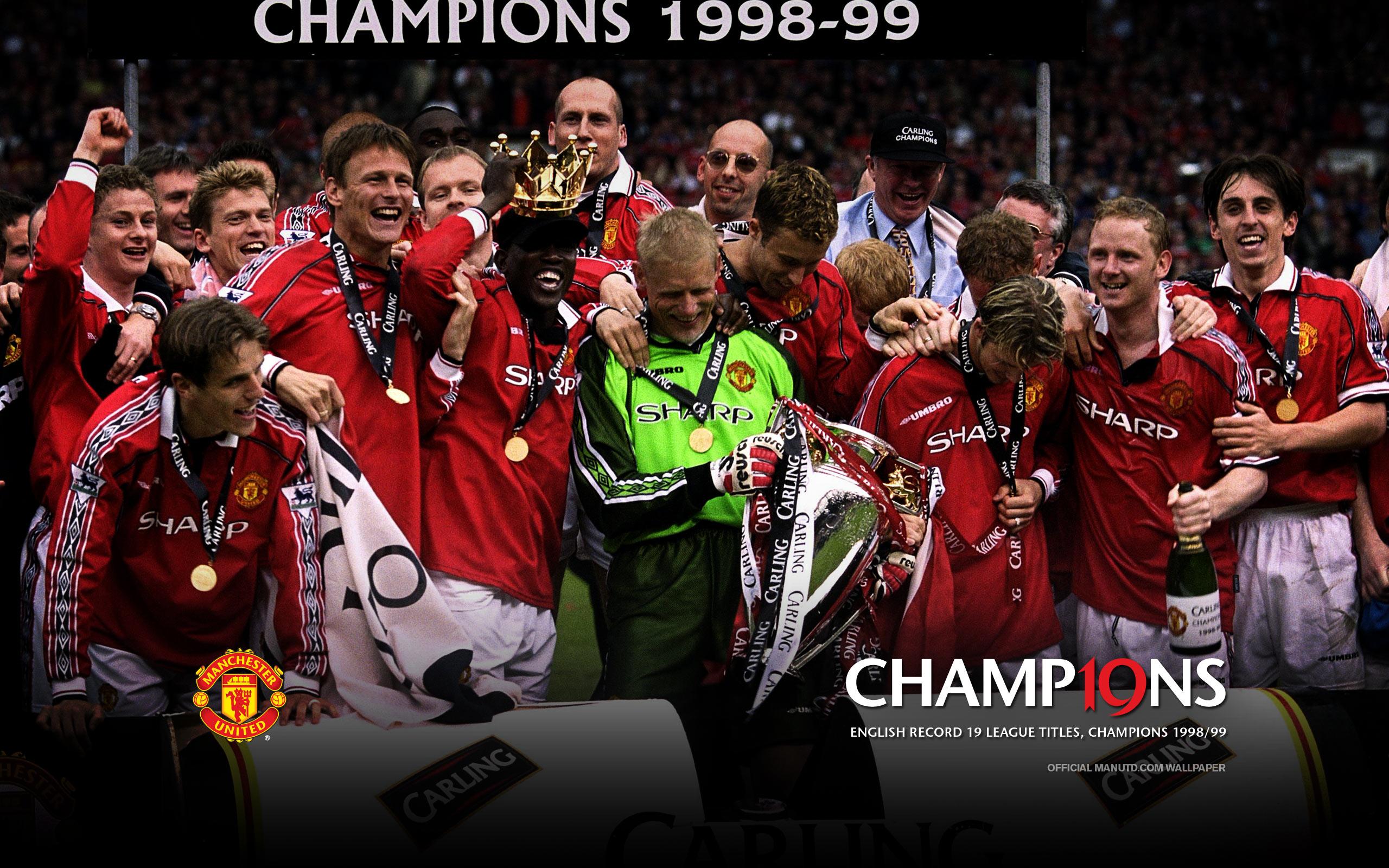 Sport Wallpaper Manchester United: Manchester United Wallpaper