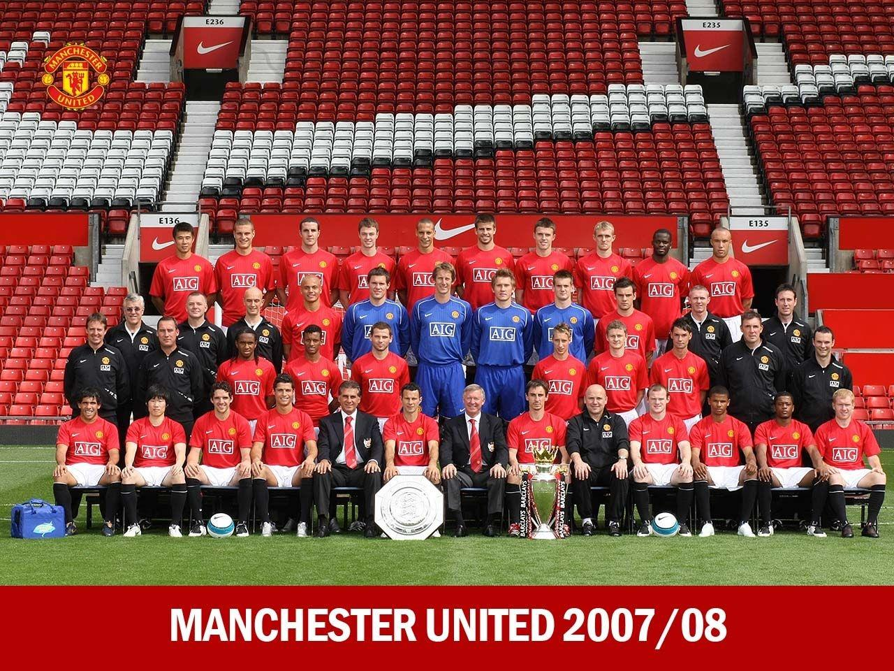 **The greatest Manchester United team of this century**