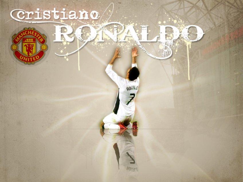 Cr7 71 Manchester United Wallpaper
