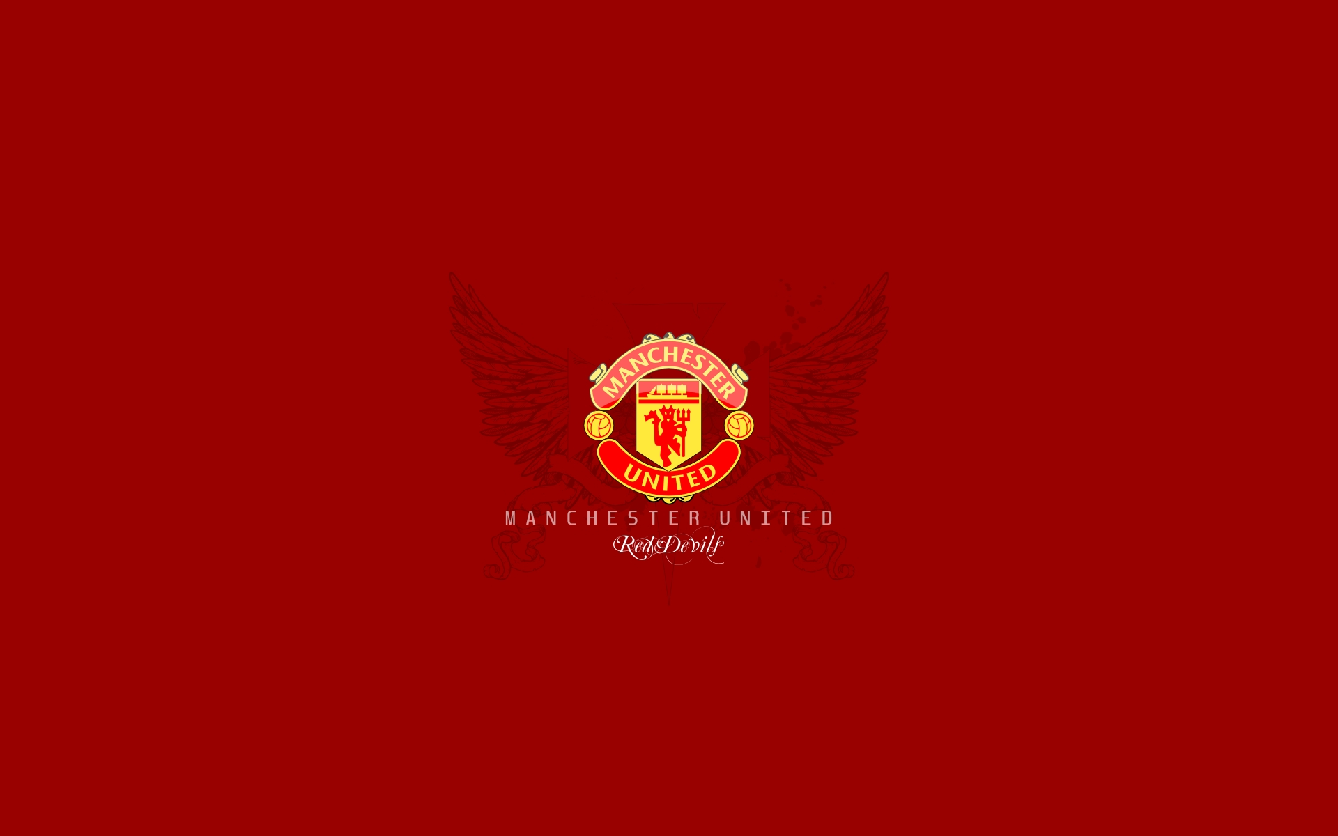 Manchester United Logo 180 Manchester United Wallpaper