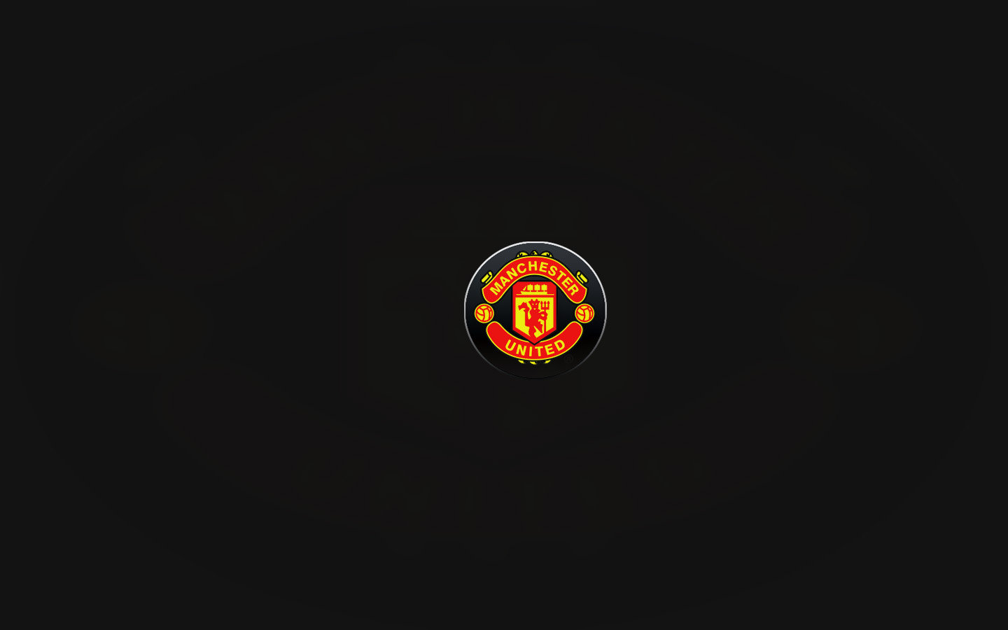 Manchester united logo 7 manchester united wallpaper published at 1440 900 in manchester united logo voltagebd Image collections