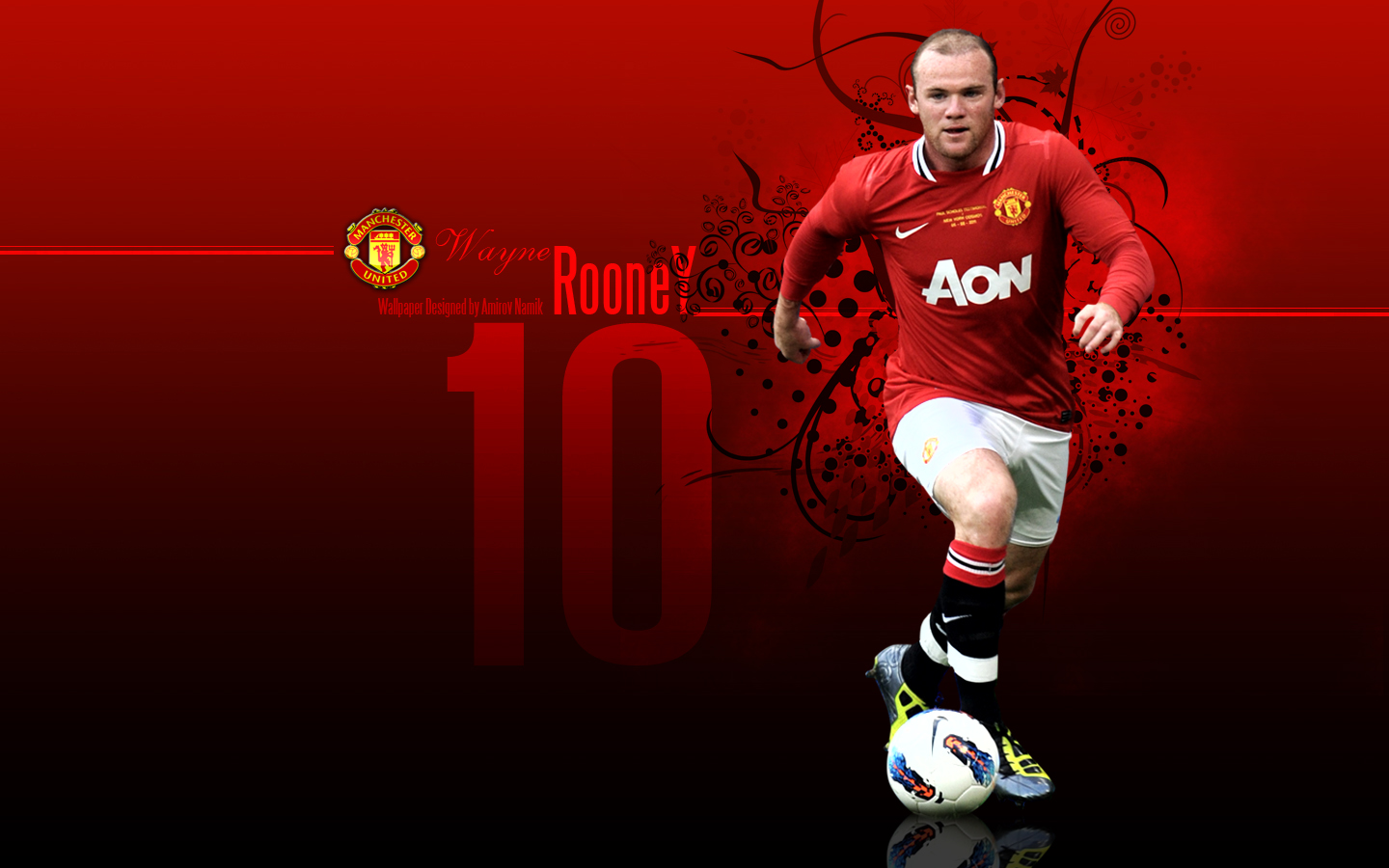 Manchester United Players 2 Manchester United Wallpaper