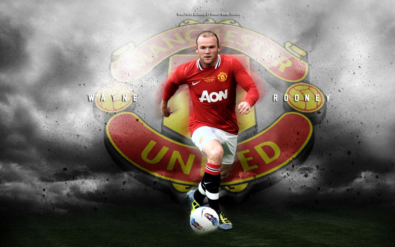Manchester United Wallpaper Wayne Rooney Manchester United