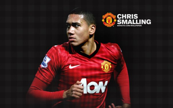 Manchester United Players Wallpaper 2012-2013 #12 Chris Smalling