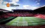 Old Trafford Wallpaper 2012-2013 Stretford End