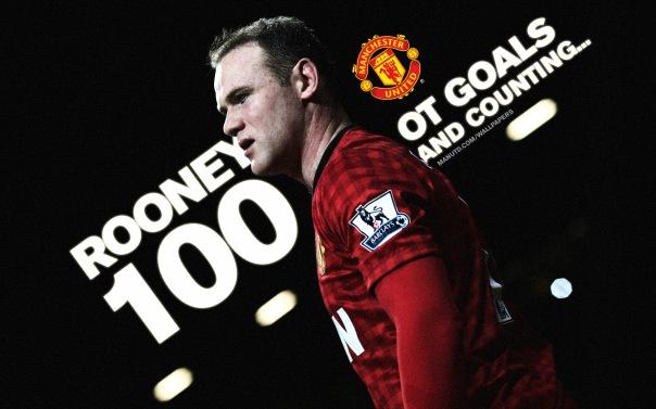 Rooney Wallpaper 100OT