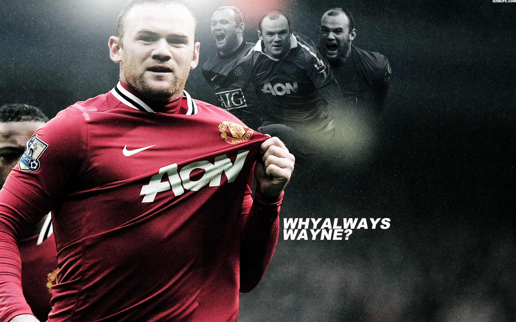 Wayne Rooney Wallpaper 2012 Hd Team manchester united wallpaper page ...