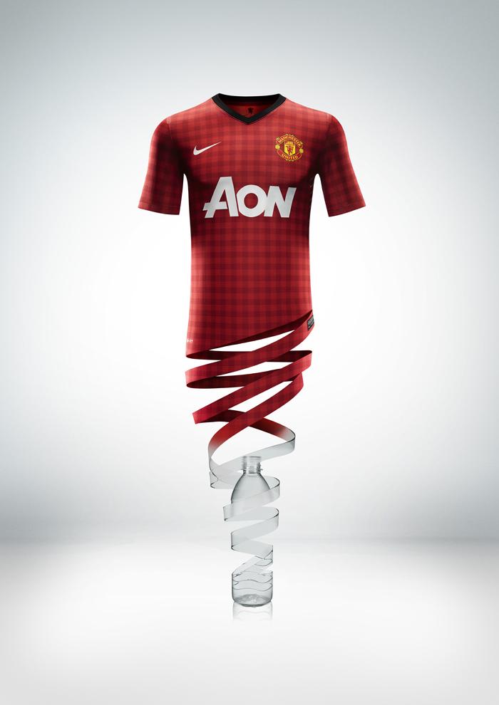 Manchester United New Home Kit 2012 2013  8