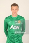 Manchester United Portrait Session 2012-2013 Anders Lindegaard (1)