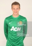 Manchester United Portrait Session 2012-2013 Anders Lindegaard (2)