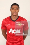 Manchester United Portrait Session 2012-2013 Antonio Valencia (2)