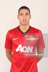 Manchester United Portrait Session 2012-2013 Chris Smalling (1)