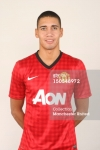 Manchester United Portrait Session 2012-2013 Chris Smalling (2)