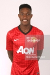 Manchester United Portrait Session 2012-2013 Danny Welbeck (1)
