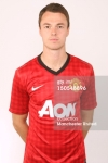 Manchester United Portrait Session 2012-2013 Jonny Evans (1)