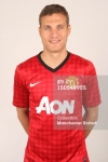 Manchester United Portrait Session 2012-2013 Nemanja Vidic (2)