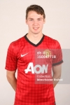 Manchester United Portrait Session 2012-2013 Nick Powell (1)