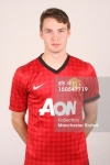 Manchester United Portrait Session 2012-2013 Nick Powell (2)