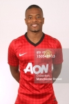 Manchester United Portrait Session 2012-2013 Patrice Evra (2)