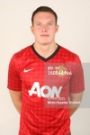 Manchester United Portrait Session 2012-2013 Phil Jones (1)