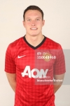 Manchester United Portrait Session 2012-2013 Phil Jones (2)