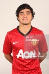 Manchester United Portrait Session 2012-2013 Rafael da Silva (2)