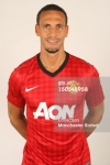 Manchester United Portrait Session 2012-2013 Rio Ferdinand (1)