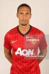 Manchester United Portrait Session 2012-2013 Rio Ferdinand (2)