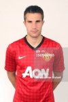 Manchester United Portrait Session 2012-2013 Robin Van Persie (1)