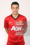 Manchester United Portrait Session 2012-2013 Robin Van Persie (2)