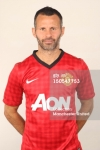 Manchester United Portrait Session 2012-2013 Ryan Giggs (1)