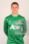 Manchester United Portrait Session 2012-2013 Sam Johnstone (1)