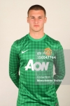 Manchester United Portrait Session 2012-2013 Sam Johnstone (2)
