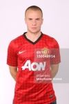 Manchester United Portrait Session 2012-2013 Tom Cleverley (1)
