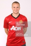 Manchester United Portrait Session 2012-2013 Tom Cleverley (2)
