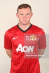 Manchester United Portrait Session 2012-2013 Wayne Rooney (1)