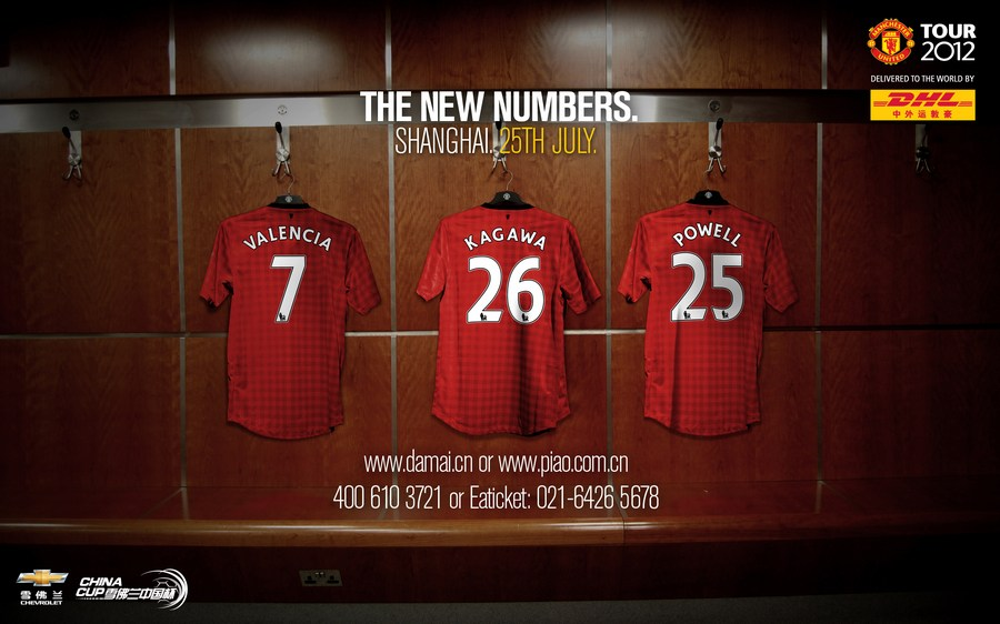 Manchester united tour 2012 wallpaper the new number manchester published at 900 562 in manchester united voltagebd