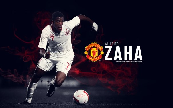 Wilfried Zaha Wallpaper - New Signings 2013