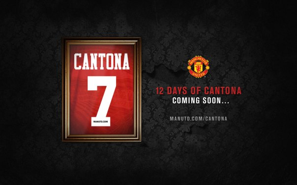 Cantona Coming Soon Wallpaper