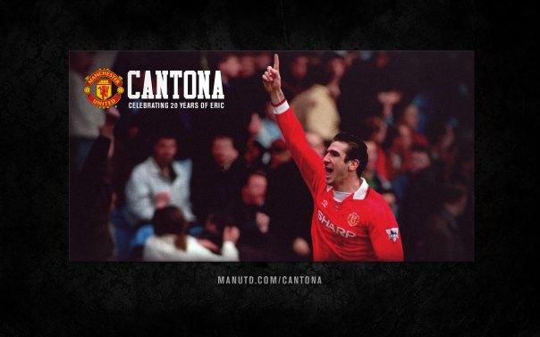 Cantona Wallpaper (1)