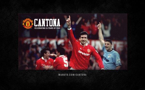 Cantona Wallpaper (3)
