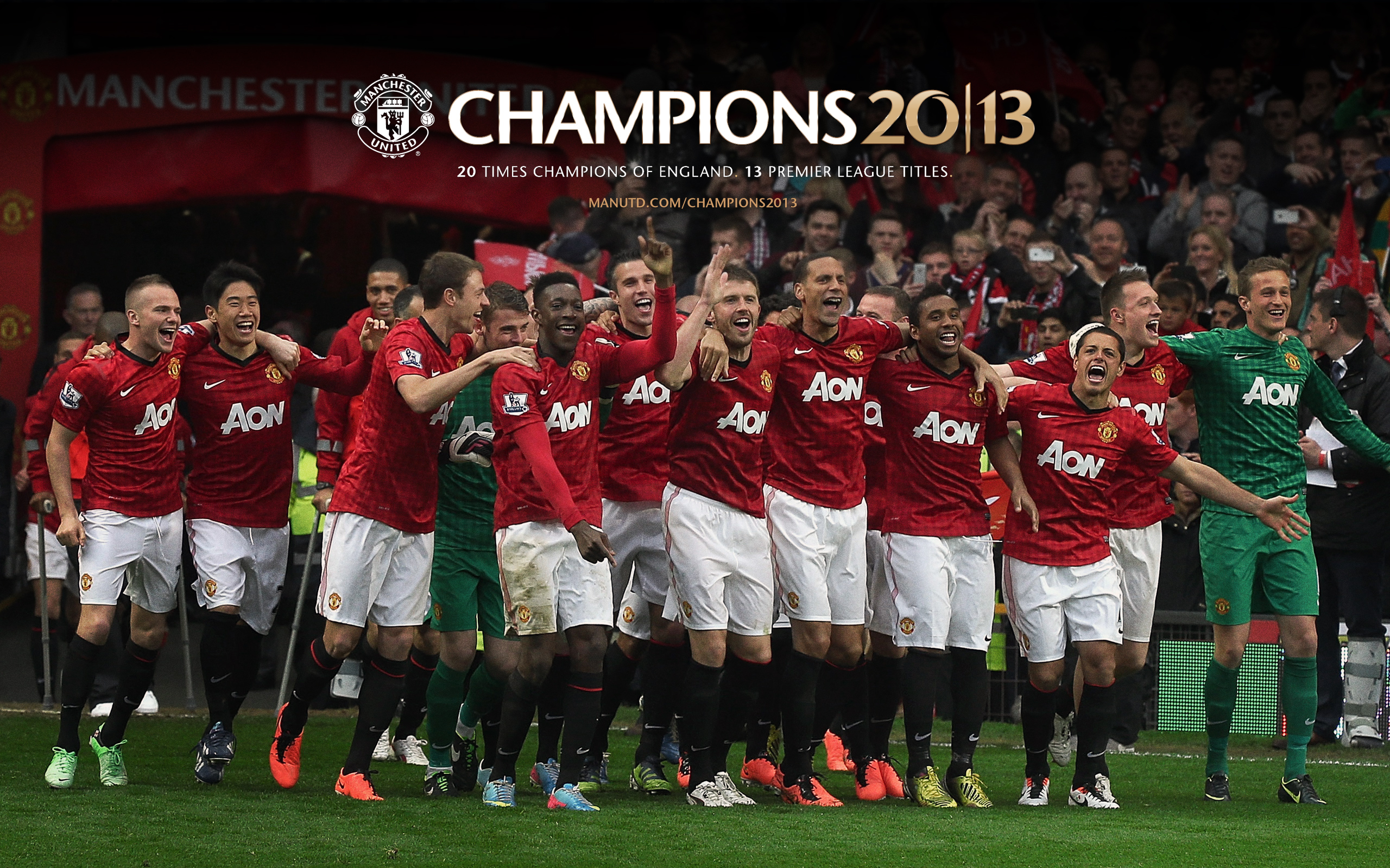 champions 2013 manchester united wallpaper