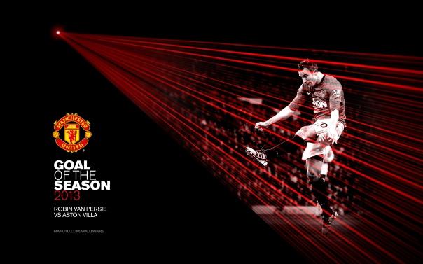 Goal of The Season Robin van Persie v Aston Villa