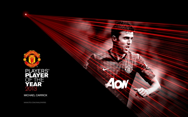 Michael Carrick Players Player of The Year 2013