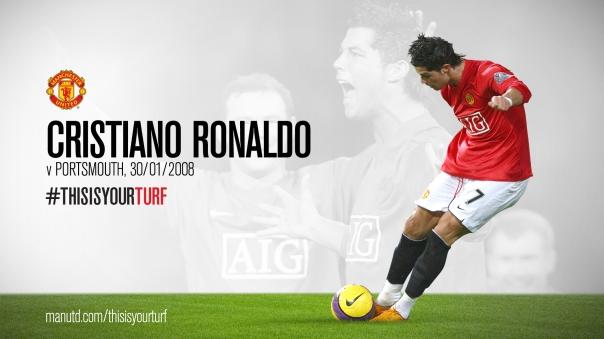 THISISYOURTURF Ronaldo