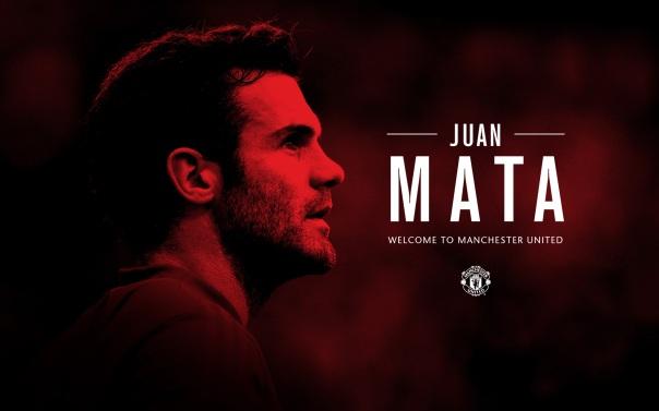 Juan Mata Wallpaper 1