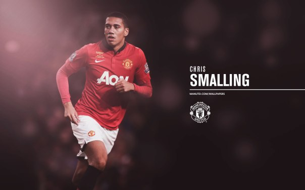 Manchester United Players Wallpaper 2013-2014 12 Smalling