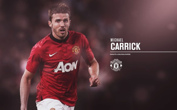 Manchester United Players Wallpaper 2013-2014 16 Carrick
