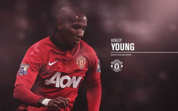 Manchester United Players Wallpaper 2013-2014 18 Young