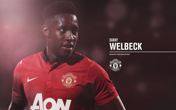 Manchester United Players Wallpaper 2013-2014 19 Welbeck
